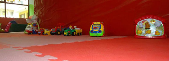 Детски парти център Лъки