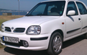 NISAN MICRA 1.3 - AUTOMATIC