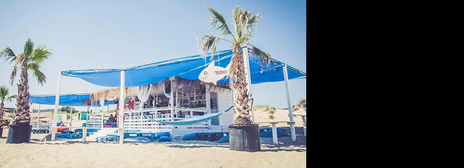 El Turbo Beach Bar