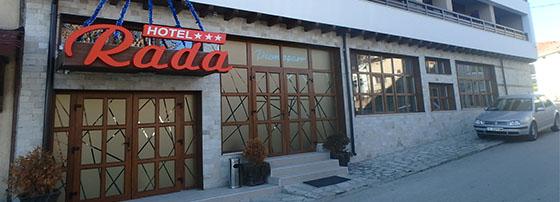 Хотел Рада