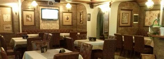Фамилно бистро Irish pub