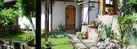 Къща Балканска ласка