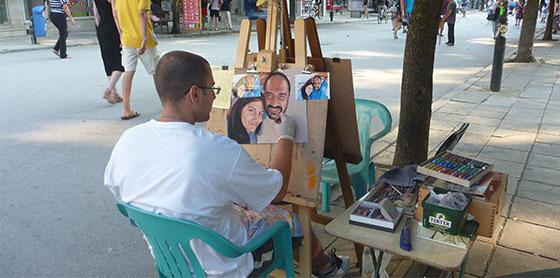 Реалистични портрети по поръчка