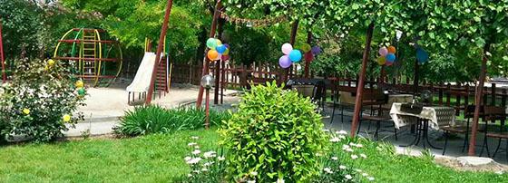 Ресторант - градина Позитано 20