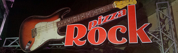 Rock-Pizza Central Bar & Grill