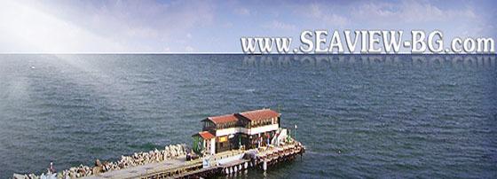 Къща за гости Sea View