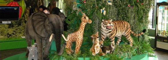 Детски парти център The Jungle